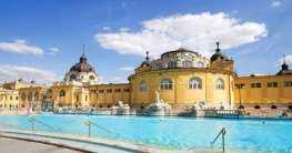 Badehäuser und Wellness in Budapest