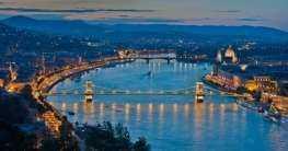 Bezirke und Stadtteile in Budapest