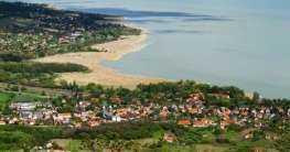 Dorf in Ungarn