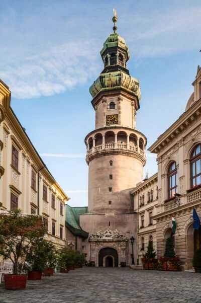 Der Feuerturm von Sopron