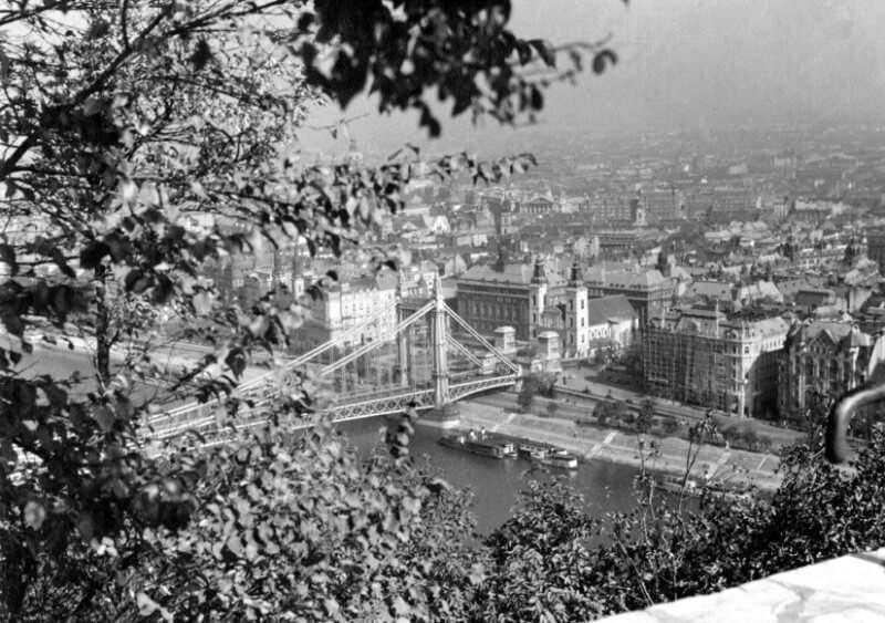 Die Geschichte von Budapest