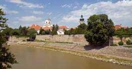 Gyor – eine Stadt im Nordwesten Ungarns