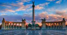 Straßen und Plätze in Budapest