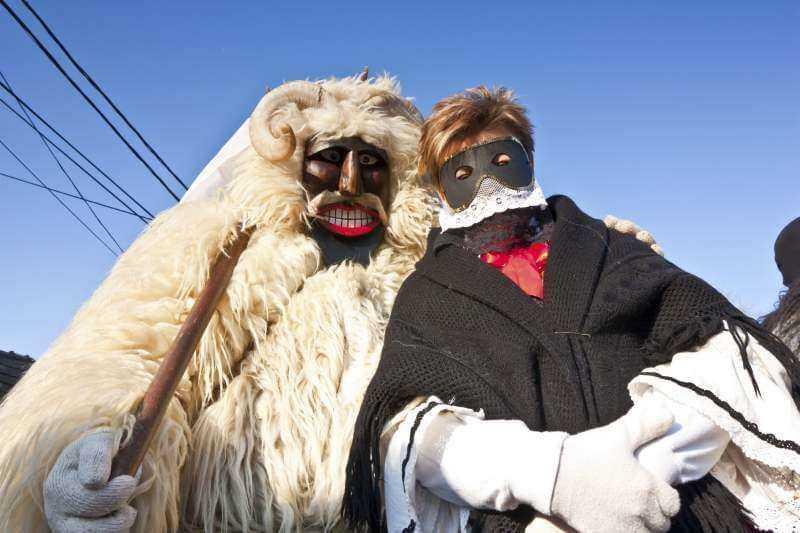 Karneval in Ungarn