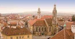 Städte in Ungarn