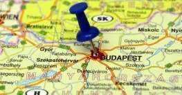 Topographie Ungarns