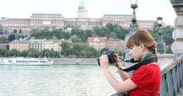 Unterwegs in Budapest