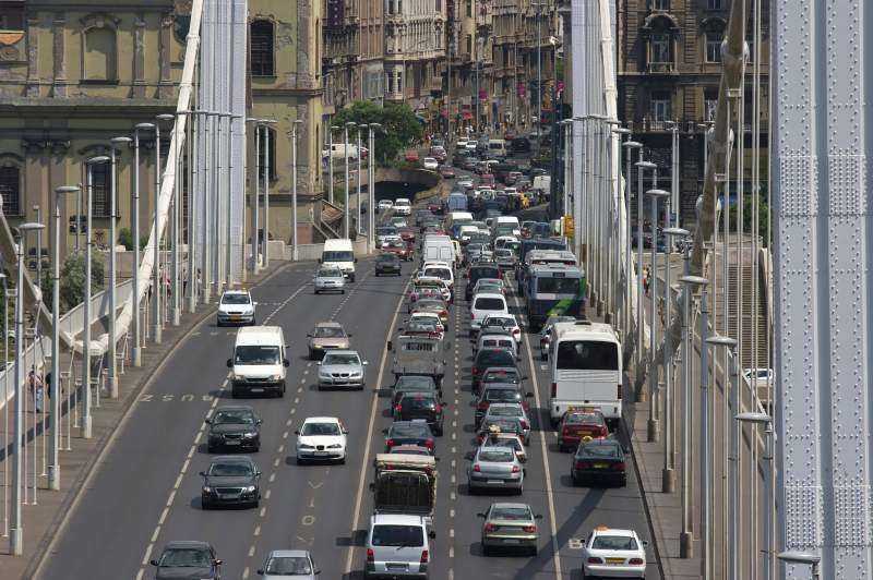 Verkehr in Ungarn