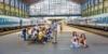 Bahnhöfe in Budapest